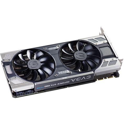 Evga Geforce Gtx 1080 Ftw2 Gaming evga geforce gtx 1080 ftw2 gaming graphics card 08g p4 6686 kr