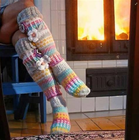 knitted knee socks knitted knee length socks are gorgeous the whoot