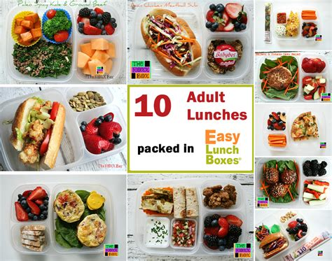 best work ideas 100 of the best packed lunch ideas for work