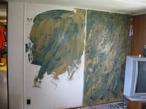 How To Faux Paint A Wall venetian plaster drywall contractor talk