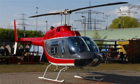 Bell Helikopter bell 206 b3 jet ranger helikopter
