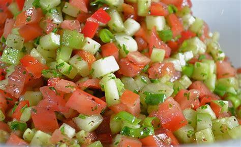 israeli salad trusper