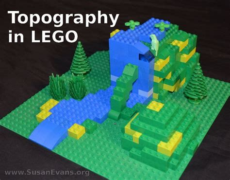 lego waterfall tutorial 17 best images about geography on pinterest around the