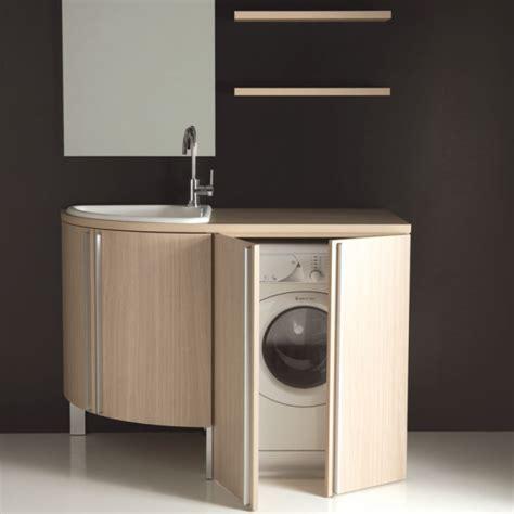 botero bagno mobile lavanderia botero con vasca lavapanni base angolare