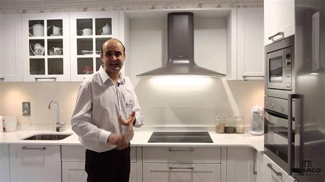cocinas rusticas y modernas cocinas peque 241 as modernas rusticas blancas con encimera