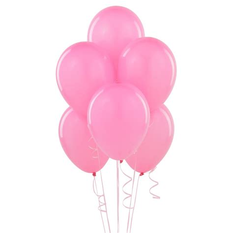 Balon Pink pastel pink balloons 12 quot