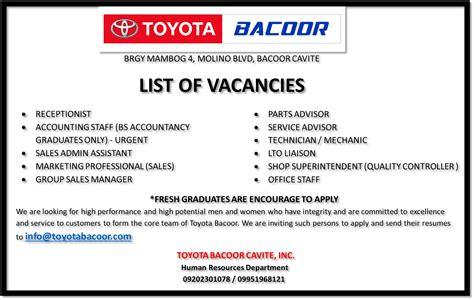 Toyota Careers Login I Cares News Details