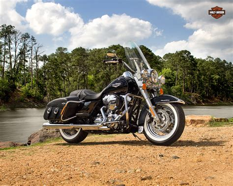 Town Harley Davidson by Road King 174 Classic 2016 Motorcycles Harley Davidson