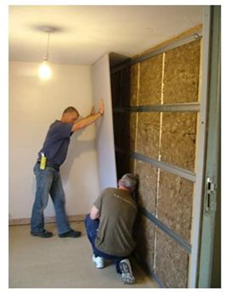 soundproofing existing walls between rooms article and advice on sound proofing walls