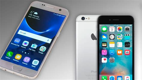 Samsung S7 Vs Iphone 7 apple iphone 7 vs galaxy s7 and s7 edge comparison