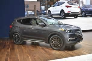 Hyundai Santa Fe 2017 Hyundai Santa Fe Thinks It S Got A Facelift In