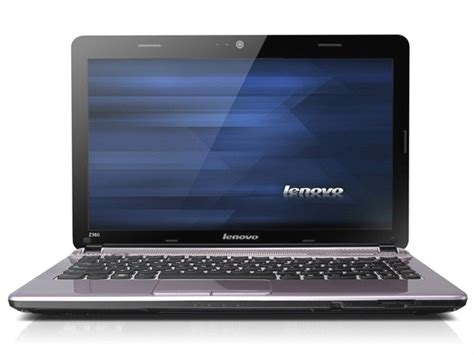 Laptop Lenovo Ideapad Z460 lenovo ideapad z460 59 040550 speed 0ghz ram 2gb laptop