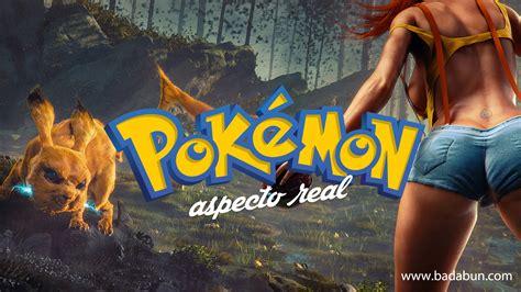 imagenes de up en la vida real 191 c 243 mo se ver 237 an algunos personajes de pokemon en la vida