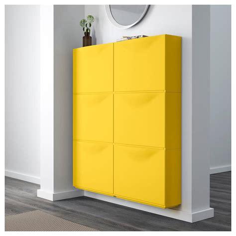 trones elektrischer rasierer schrank gelb