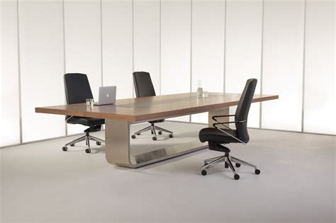 contemporary conference tables ultra contemporary new steel conference table ambience dor 233