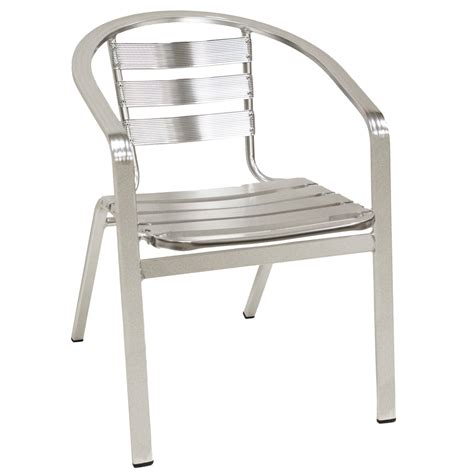 american tables and seating american tables and seating 55 aluminum chair with slat