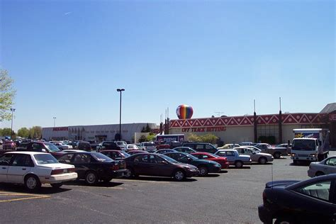 Labelscar: The Retail History BlogJefferson Square Mall