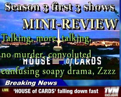 house of cards episode summary house of cards 1st three episodes review 22moon com
