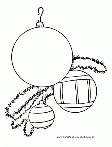 christmas ornaments coloring pages printable coloring home christmas ornaments printables coloring home