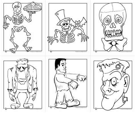 imagenes halloween pdf dibujos de halloween para colorear e imprimir gratis
