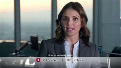 lifelock commercial actress lifelock tv spot recent breach screenshot 5