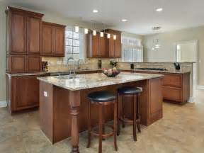 Refinished Kitchen Cabinets | cabinet refacing kitchen refacing los angeles santa