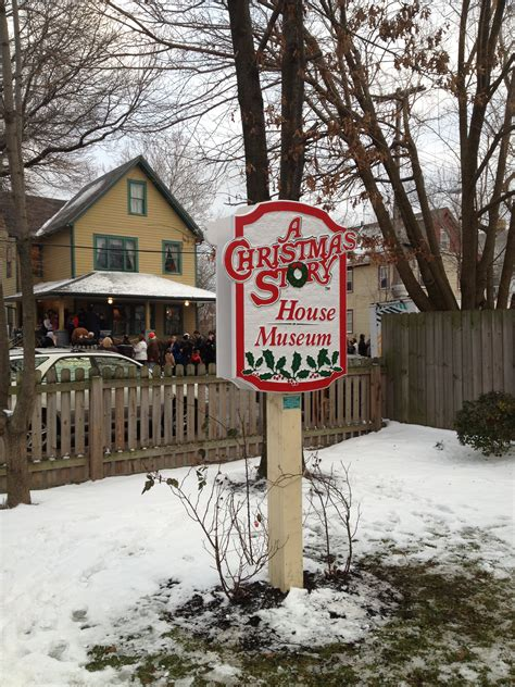 the christmas story house a christmas story house museum that s cleveland baby
