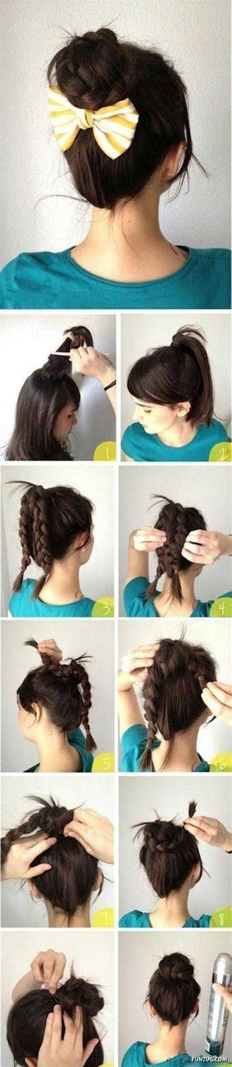 hairstyles you can do at home creative hairstyles that you can easily do at home