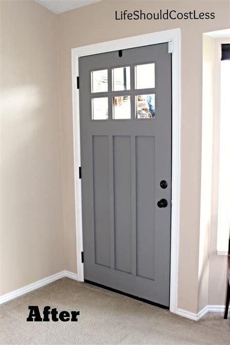 Interior Front Door by Interior Front Door Re Do Should Cost Less