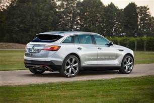 Opel Suv Opel Plans New Flagship Suv Before The End Of The Decade