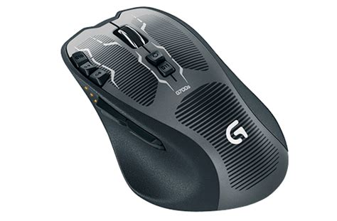 Mouse Logitech Gaming Wireless rechargable wireless gaming mouse g700s logitech en sg