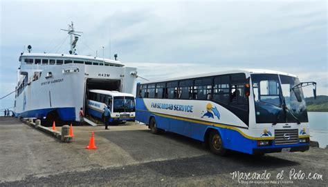 boat transport fiji presupuesto mochilero para viajar a fiyi marcando el polo