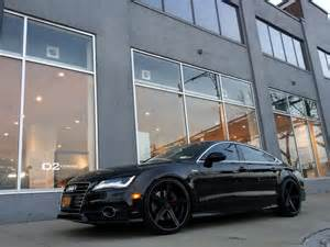 Audi A7 22 Wheels Audi A7 On 22 D2forged Wheels Cars One