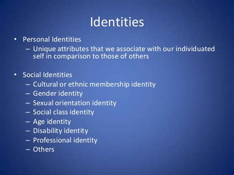 themes of identity in othello thesis on gender identity