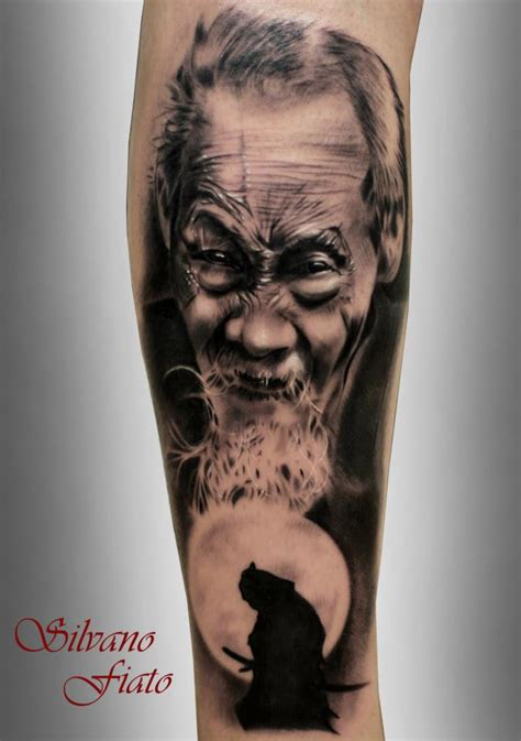 silvano fiato tattoo artist the vandallist