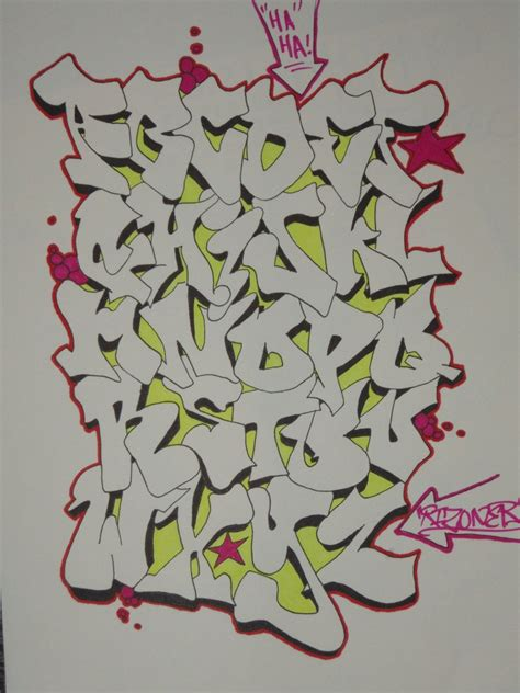 graffiti writing graffiti alphabet by tonkiboi on deviantart