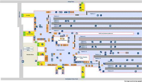 Floor Plans Bar by National Rail Enquiries