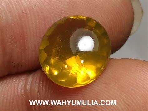 Opal Wonogiri Hijau batu opal golden kuning emas wonogiri asli kode 527
