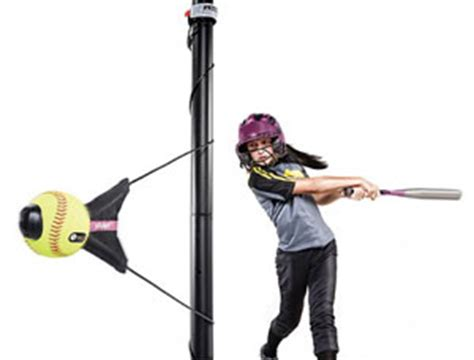 baseball swing trainer device sklz hit a way softball swing trainer sklz baseball