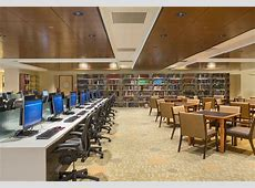 Fordham University Quinn School Library at Lincoln Center ... Unions 2016