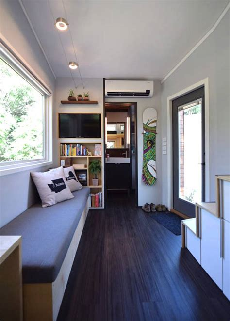 couple builds   adventurous  sq ft modern shed home treehugger
