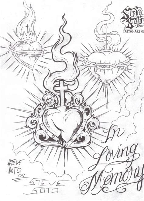 steve soto tattoo designs steve soto chicano style drawings
