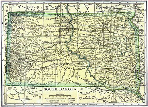 South Dakota Records Search Free 1910 South Dakota Census Map Access Genealogy