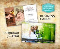 Lightroom Business Card Template by 1000 Ideas About Photographer Business Cards On