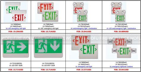 exquisite exit sign wiring diagram exit sign schematic