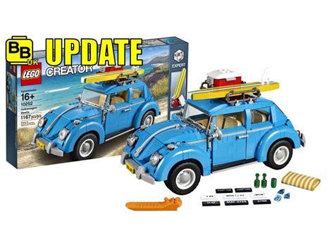 lego creator volkswagen beetle  set images news update youtube