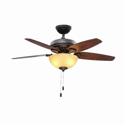 stratford ceiling fan stratford 44 in indoor bronze ceiling fan with