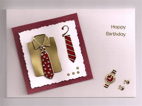 Handmade For Him - handmade birthday cards for let s celebrate