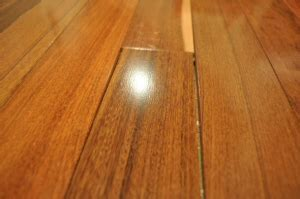 Dealing with Gaps in Hardwood Floors   One Project Closer