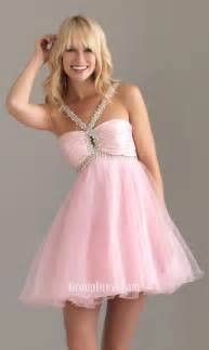 pink dress white lace peplum sweetheart strapless cocktail dress sash groupdress